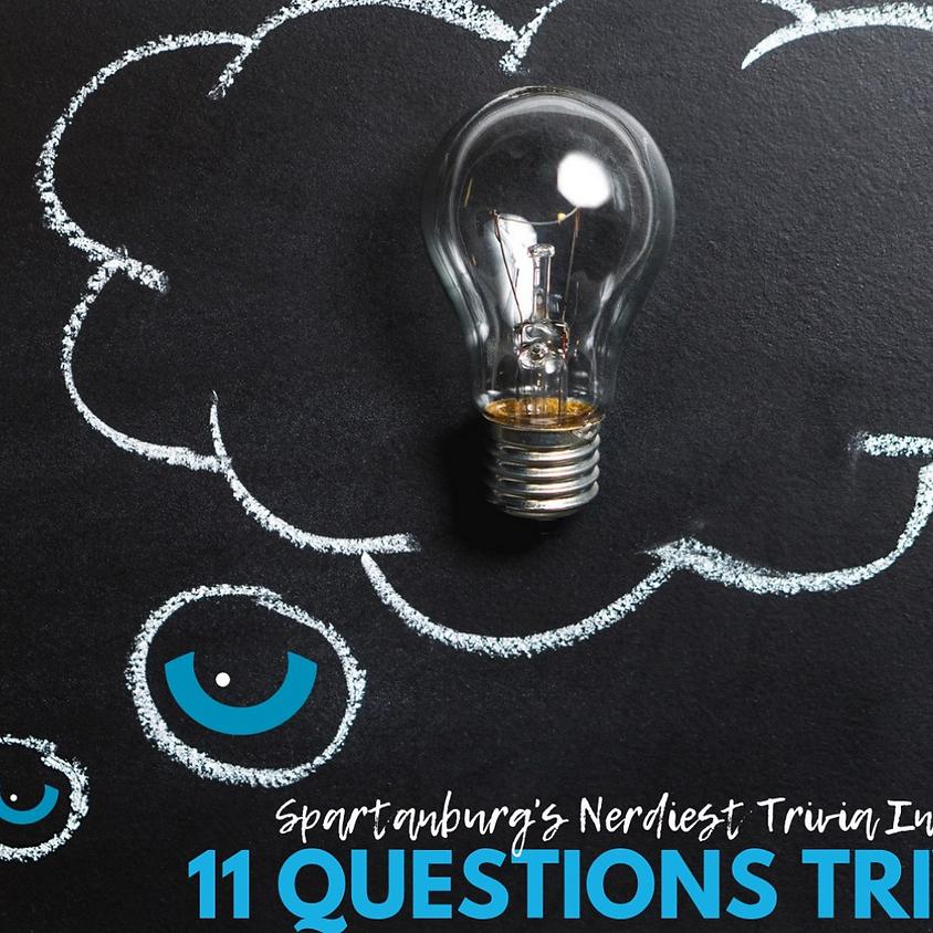 11 Questions Trivia Tuesdays