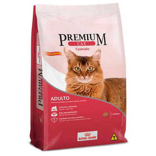 Ração Royal Canin Premium para Gatos Adultos Castrado