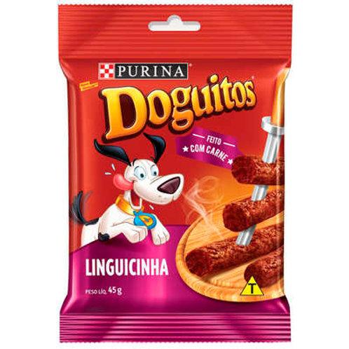 Petisco Purina Doguitos Linguicinha para Cães