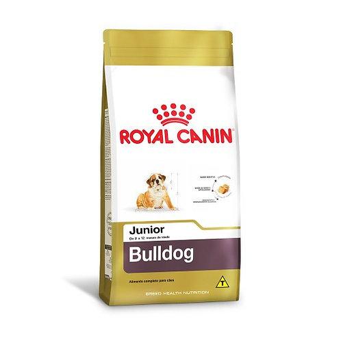 Ração Royal Canin Bulldog Filhote - 12 Kg