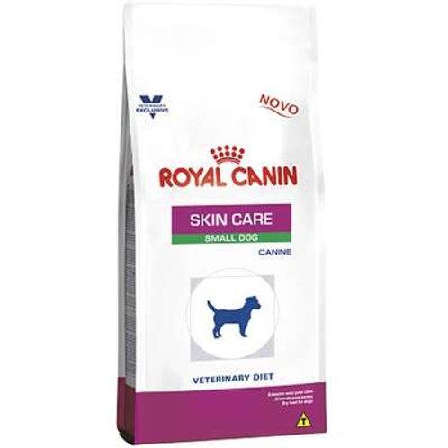 Ração Royal Canin Skin Care Small Adultos