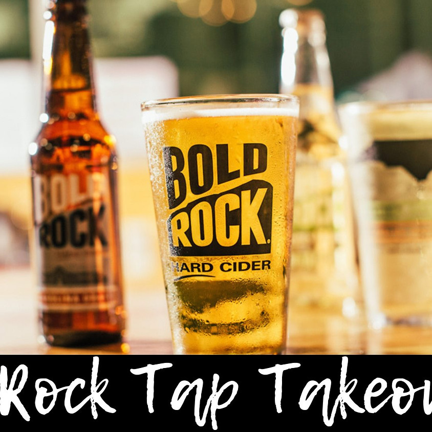 Bold Rock Tap Takeover