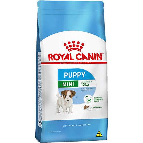 Ração Royal Canin Mini Filhote - 2,5 Kg