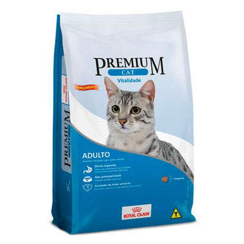 Ração Royal Canin Premium para Gatos Adultos Vitalidade
