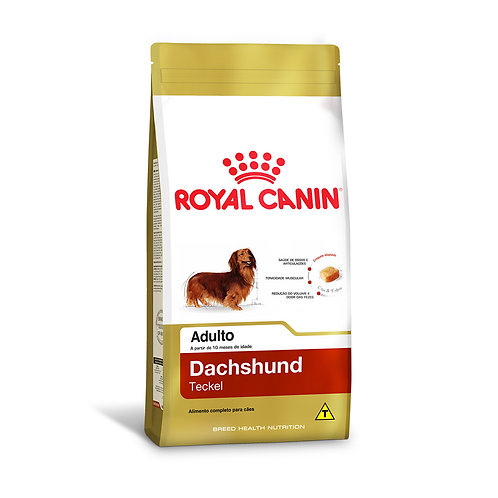 Ração Royal Canin Dachshund Adulto