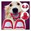 Thumbnail: Brinquedo Sorriso / Boca de Vinil para Cães
