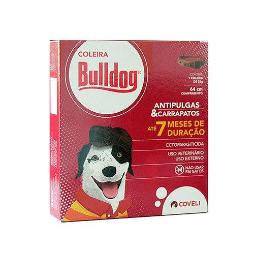 Coleira Antipulgas Bulldog Coveli