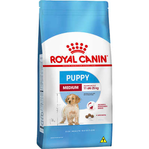 Ração Royal Canin Medium Filhote