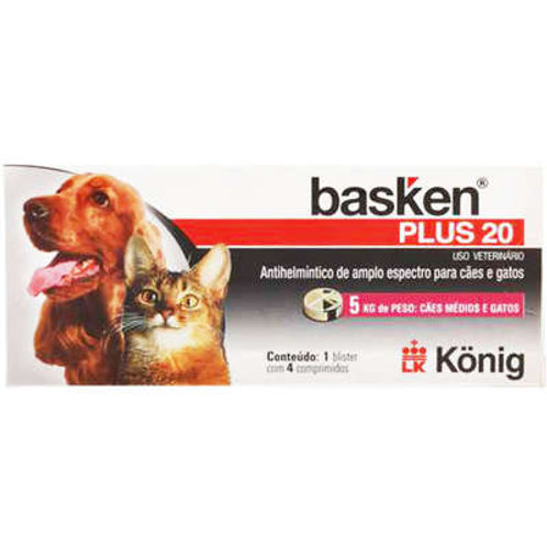 Basken Plus 20 Konig