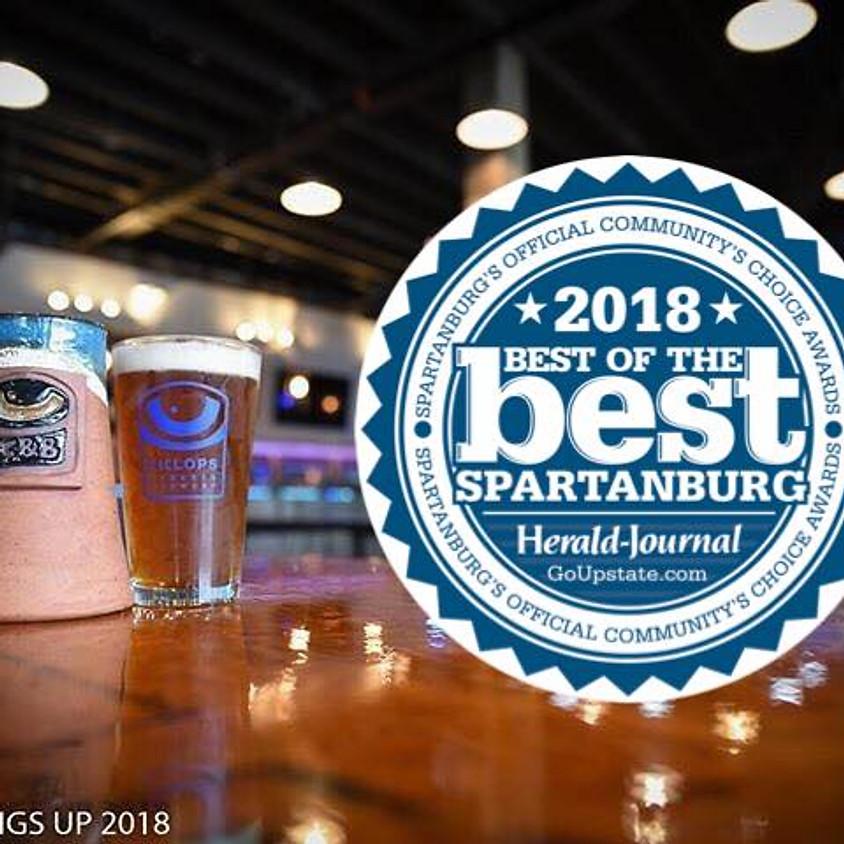 VOTE Best of Spartanburg: Craft Beer