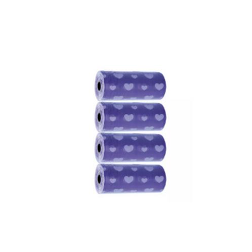 Refil Saquinhos Higiênicos Roxo HomePet