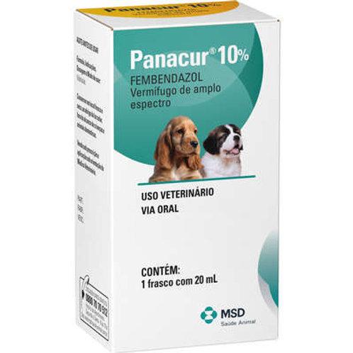 Panacur MSD Saúde Animal 20ml