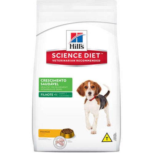 Ração Hill's Science Diet Crescimento Saudável para Cães Filhotes