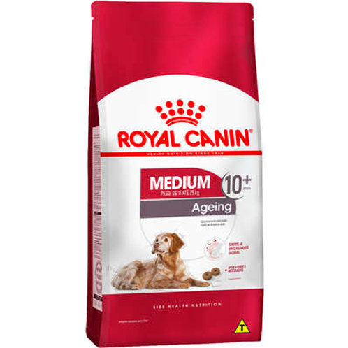 Ração Royal Canin Medium Ageing 10 + 15 Kg