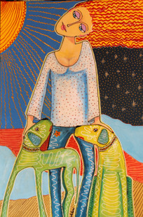 SUNNY DAYS A TWO DOG NIGHTS-SOLD