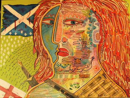 "SCOTLAND ""THE BRAVE"""