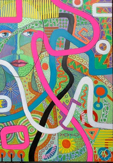 LIFE'S SNAKES AND LADDERS