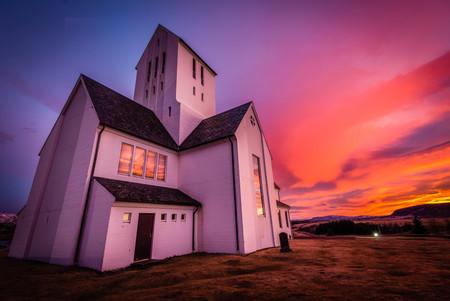 Skálholt Cathedral, Iceland