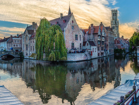 Previsualising Bruges