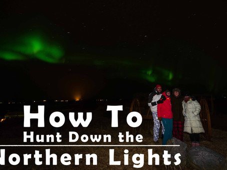 How to hunt out the Northern Lights in Iceland