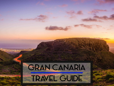 Gran Canaria travel guide