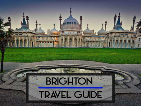 Brighton travel guide