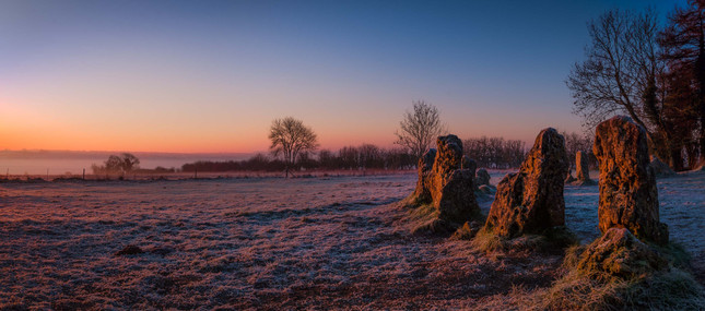 Rollright Stone, Cotswolds