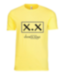 Dos X Yellow Tee.png