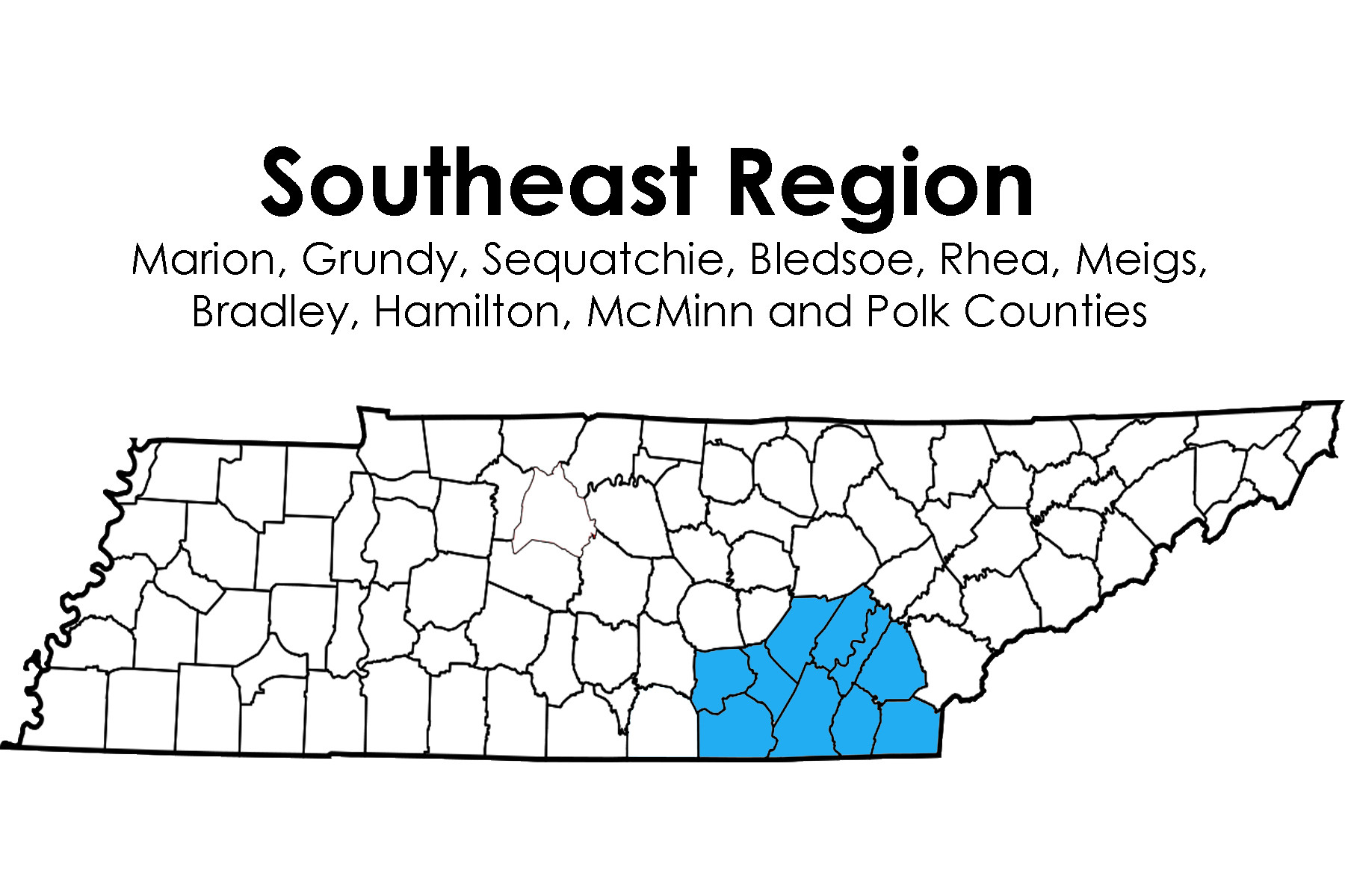 Tennessee Child Care Resource & Referral | Southeast Region