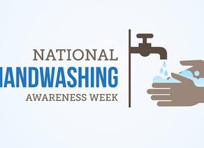 December - National Handwashing Awareness Week