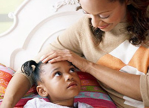 What to do When Your Child Gets the Flu (or a nasty cold)