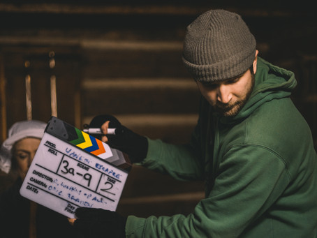 What Is a Clapperboard Anyway?