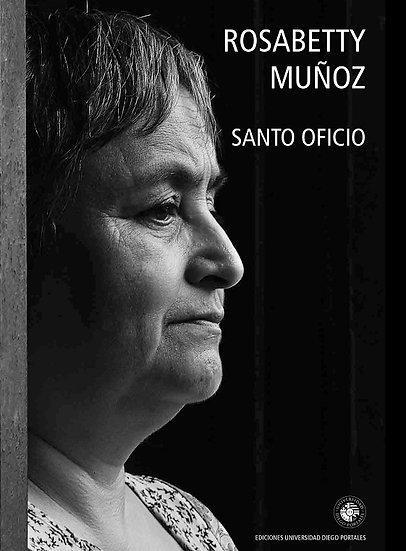 SANTO OFICIO. MUÑOZ, ROSABETTY