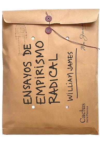 ENSAYOS DE EMPIRISMO RADICAL. JAMES, WILLIAM