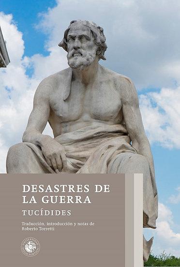 DESASTRES DE LA GUERRA. TUCÍDIDES