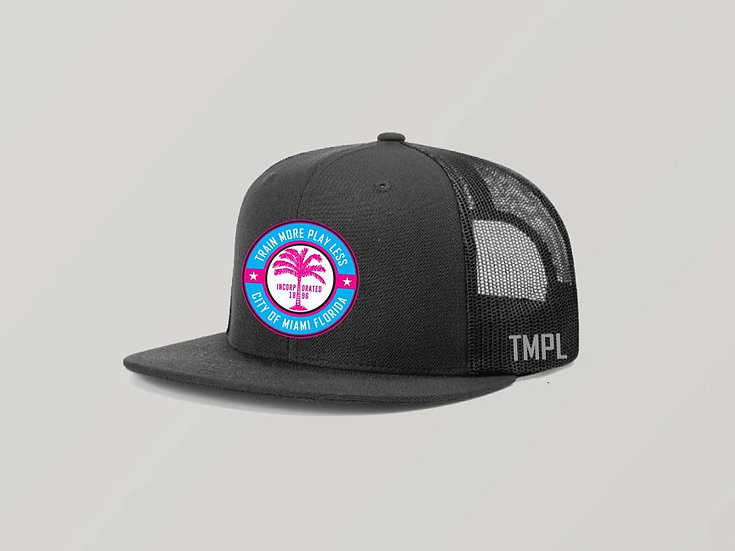 **SOLD OUT** Official MIAMI TMPL Seal Snapback
