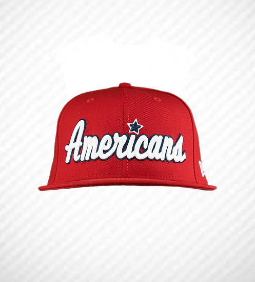 "The Original AMERICANS ""Red"" Baseball Hat"