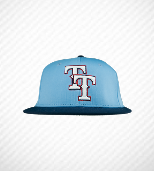 "Top Tier Gamers Baseball Hat ""Sky Blue"""