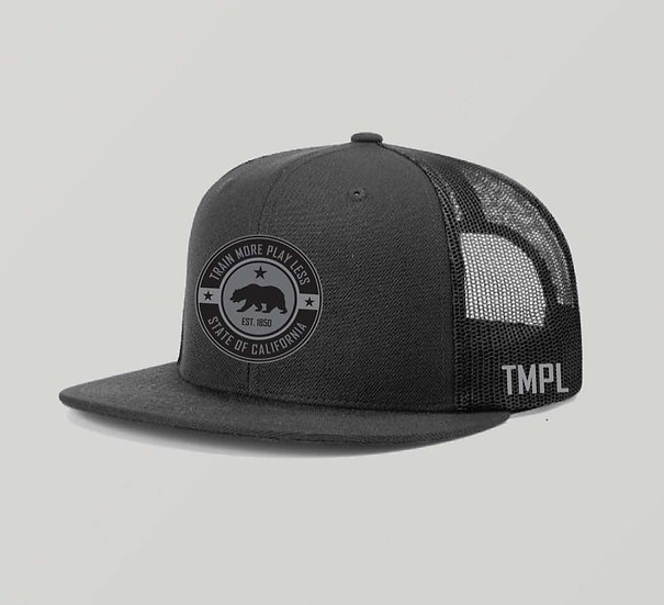 Official CALIFORNIA TMPL Seal Snapback