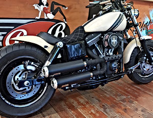 Harley-Davidson Softail Slim, FLSS, 110 Screamin Eagle