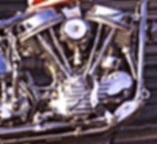 Harley-Davidson Panhead Motor