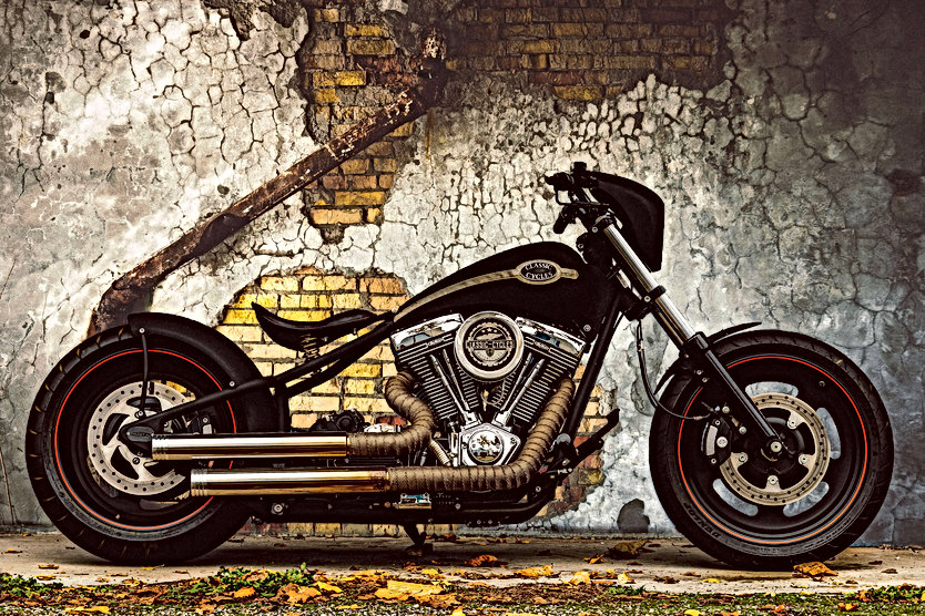 Classic-Cycles Oberwil, Harley-Davidson Csutom Shop, Service, Reparaturen aller Art, Kesstech, Jekill & Hyde, Wilbers Fahrwerke