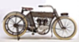 Harley-Davidson Model 5