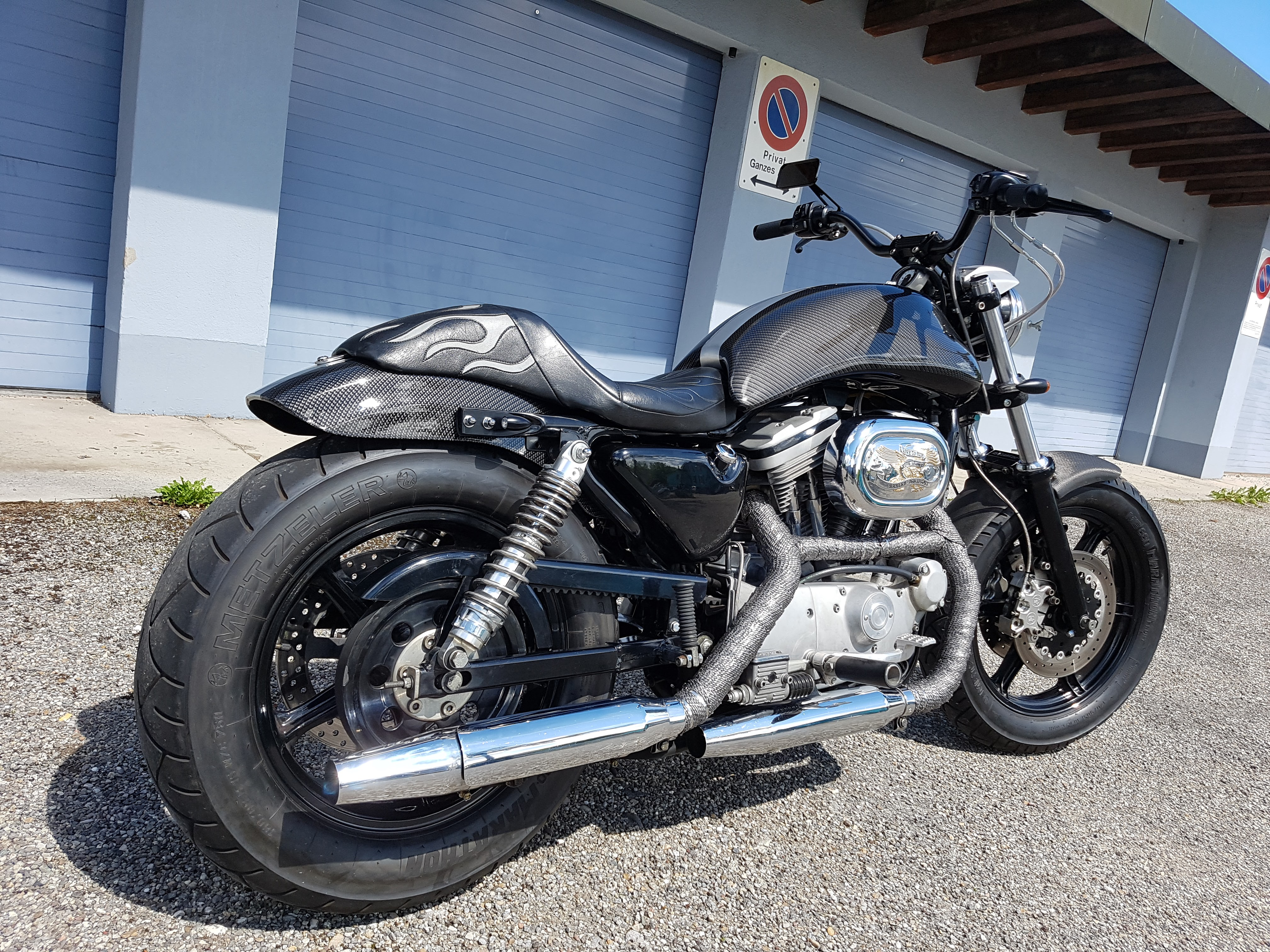 Harley-Davidson Sportster Carbon