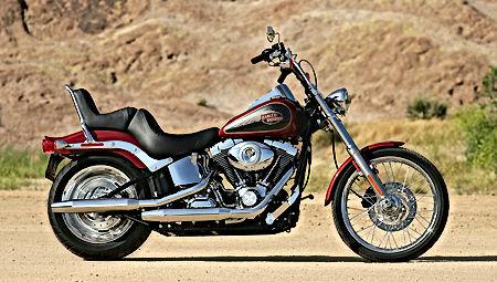 Harley-Davidson Twincam