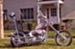 Harley-Davidson Captain America