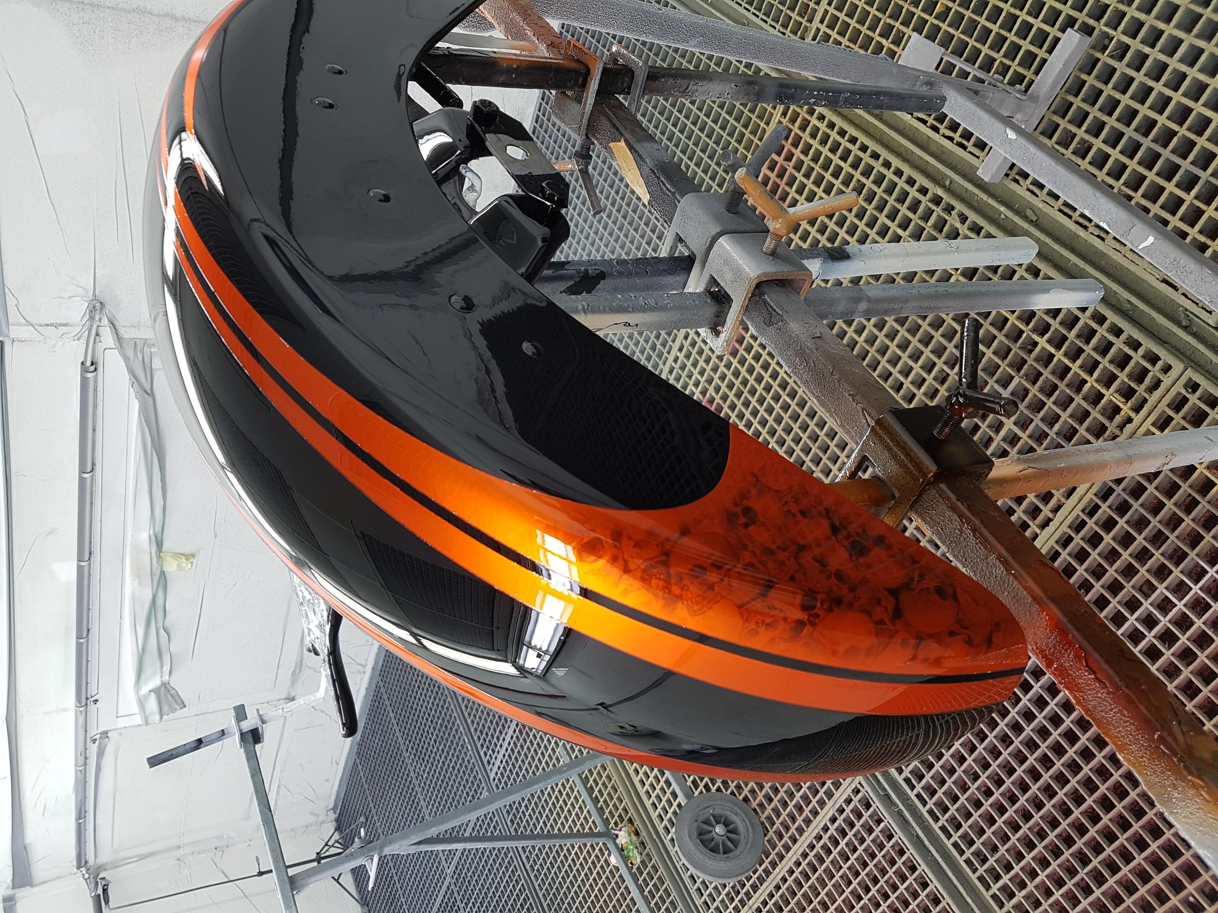 Harley-Davidson Frontfender