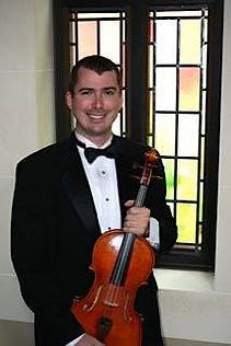 Joshua Shepherd viola violin singer conductor Shepherd Music Group Nashville Wedding Musicians wedding string quartet harp Nashville wedding music