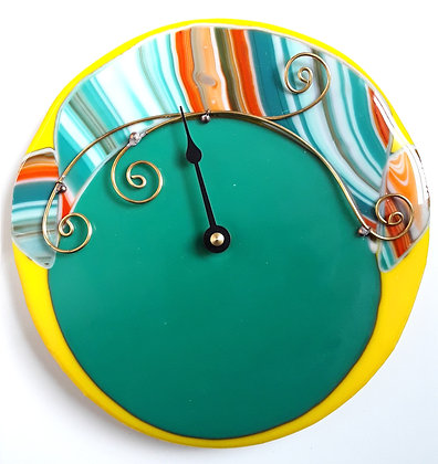 Multi Colored Tide Clock