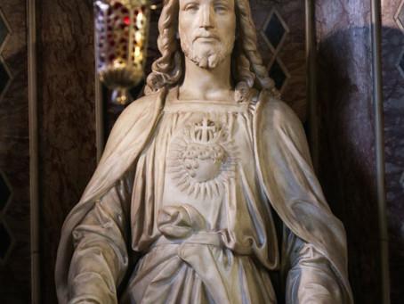 Therese und das Herz Jesu